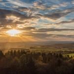 24|10|2013 – Auf dem Aussichtsturm auf dem Helleberg