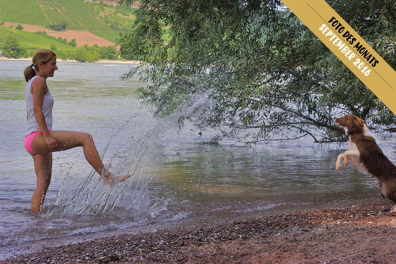 Nana (Broadmeadows Desert Rose): Eigentlich würd ich ja auch gern ins Wasser …
