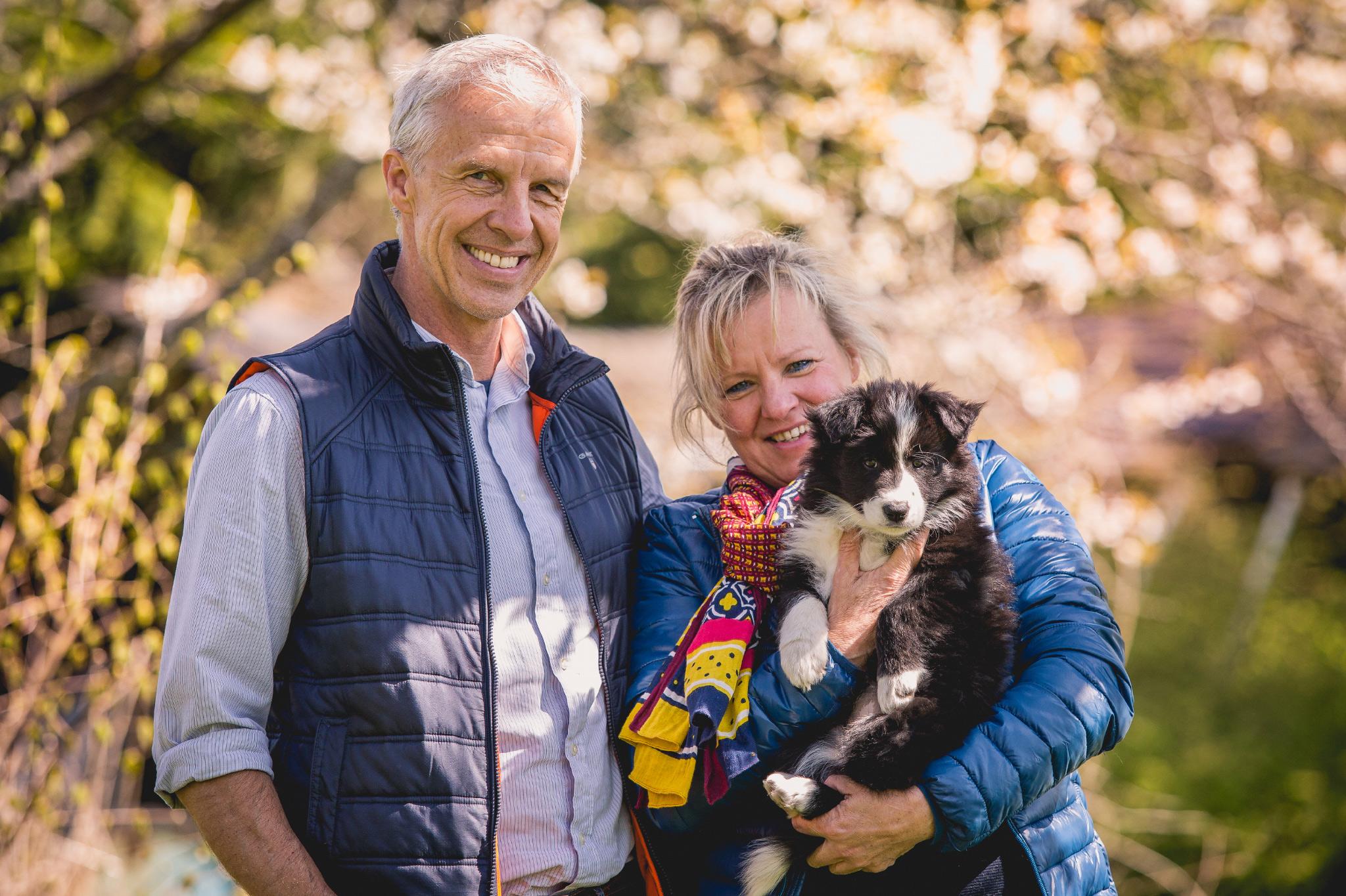 20|04|2017 – »Jill« ist zu Anke und Wilfried nach Euskirchen gezogen