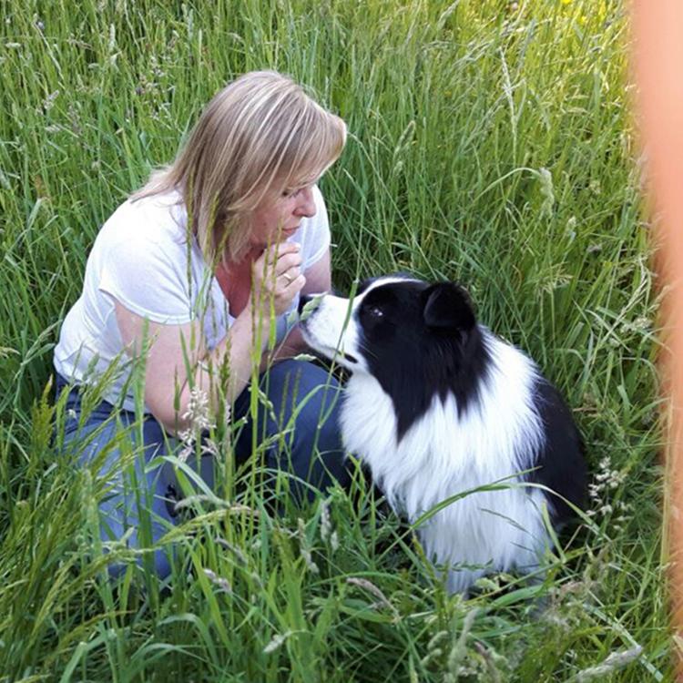 Selfie des Monats: Uta und ihr Buddy (Broadmeadows Body and Soul)