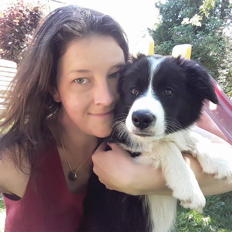 Selfie des Monats: Lisa und ihre Ella (Broadmeadows Euphoria)