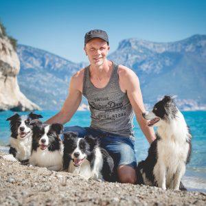 Urlaub auf Sardinien: Nell, Heidi, Zion, Ida – und ich