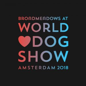 9. bis 12. August 2018 – World Dog Show Amsterdam
