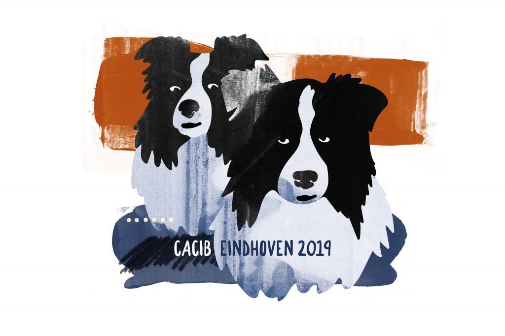 01|02|2019 – Heidi und Buddy auf der CACIB Eindhoven